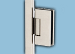 Shower Door Glass Hinges | Carlson's Glass & Mirror