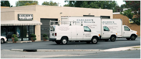 Monmouth County NJ Custom Glass | Carlson's Glass & Mirror