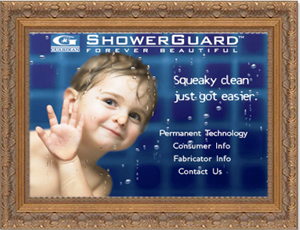 Glass Shower Doors | Carlson's Glass & Mirror Brielle NJ